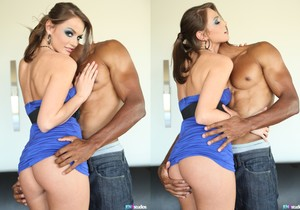 Tori Black Obviously Came to Fuck