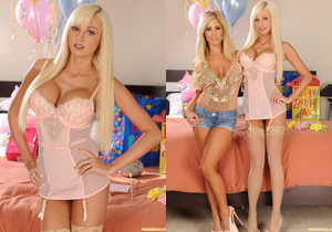 Rikki Six and Tasha Reign - Party Time