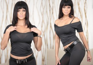 Bianka, Valentina Vixen - Booty Buds - 8th Street Latinas