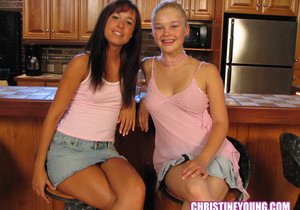 Cute Angie, Christine Young