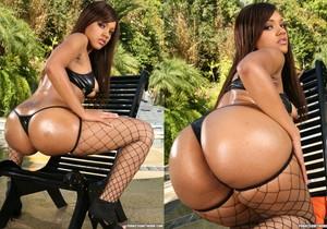 Big Booty Ebony Beauty Catalina Taylor Gets Fucked