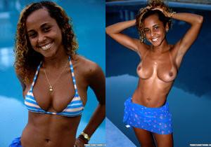 Smokin-Hot, Skinny Luana Gets Hardcore