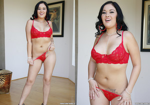 Dee Lilly and Gianna Lynn - Lesbian Lick Time