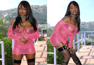 Jada Fire Wants Lex's Big Dick in the Pink