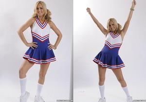 Ashley Abott and Missy Maze - Cheerleader Truth or Dare