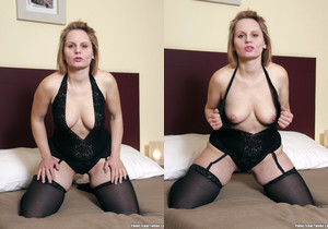 Magda the MILF Gets Her Interracial Fill