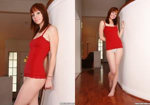 Beau Marie - Redhead Loves a Big Dick