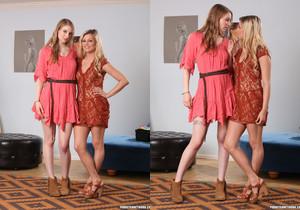 Chloe Lynn's Seduction of Ela Darling