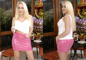 Alana Evans and Sienna Day - New Panties