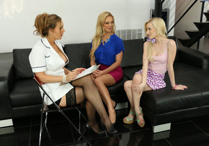 Tanya Tate, Cherie DeVille and Skylar Green - Kiss It Better