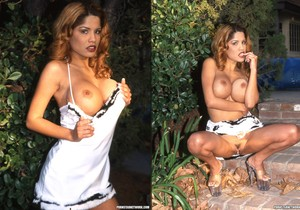 Alexis Amore Needs Her Puddle Plugged