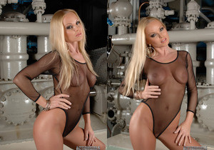 Silvia Saint - Actiongirls
