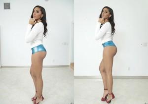 Valentina Vega - Ass Like Vega - Round And Brown