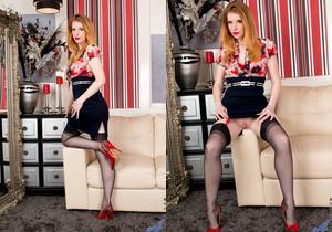 Nicole Hart - Redhead Babe
