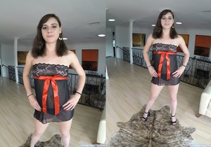 Audrey Holiday and Bambi Diamonds - Brunette Bliss