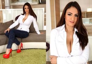 Sandra Milka - Foreign Naturals - Big Naturals