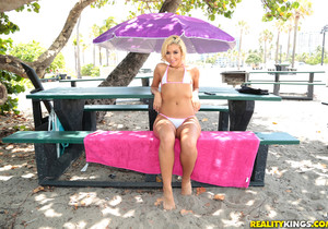 Chanel Collins - Picnic Pussy - 8th Street Latinas