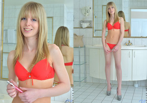 Bianka Brill nice thong - Nubiles
