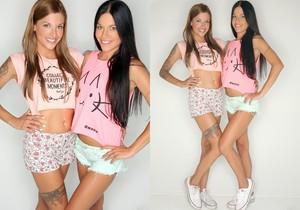 Dellai Twins - Watch4Beauty