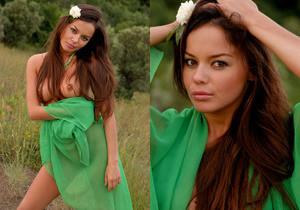 Green grass - Hannusya