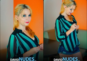 Naughty Youth - Kelsey - David Nudes