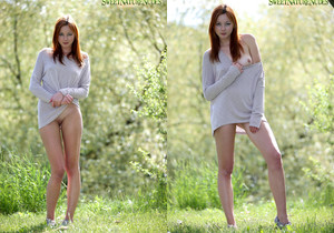 Sit Down With Me - Elen - Sweet Nature Nudes