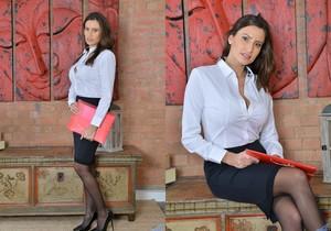 Sensual Jane - Sexy Secretary