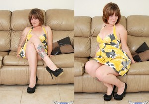 Misty - Yellow & Black - SpunkyAngels