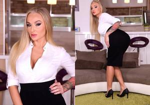 Aria Logan, Kayla Green - Euro Sex Parties