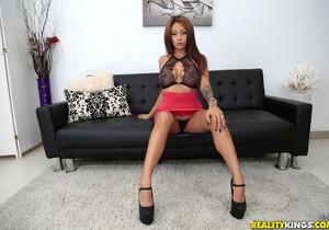 Jamie Valentine - Boss Jamie - Big Tits Boss