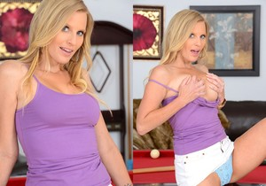 Brianna Ray, Kasey Storm - Touch Of A Woman - MILF Next Door