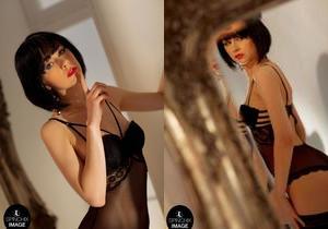 Akari Desire (Nude and Pure) - Gold mirror - Spinchix