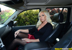 Jessica Taylor - Rock The Cock - MILF Hunter