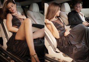 Caprice & Marcello - Dressed to Thrill - X-Art