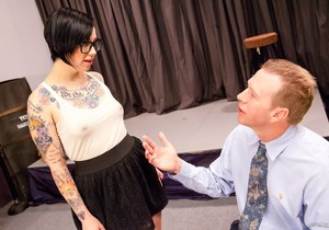Sparky Sin Claire - Loosen My Throat With Your Cock