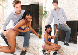 Ashton Devine, Richie Calhoun - My New White Stepdaddy #11