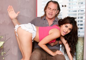 Ava Mendes - My New White Stepdaddy #11