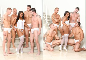 Monique Symone, Jack Vegas, Marcus London - White Out