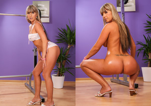 Christina Lee, Dillon Day - Incredible Ass