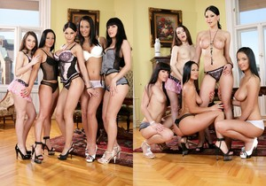 Hard Pleasure - Abbie, Stacy, Sandra, Brenda & Roxy