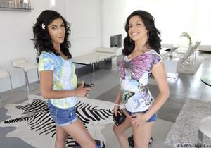 Lou Charmelle, Danica Dillon - Filthy Anal Girls POV