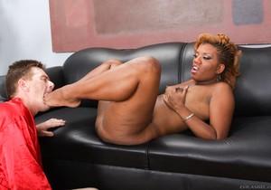 Sydnee Capri, Kyle Stone - Femdom Ass Worship #12