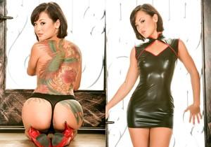 Jandi Lin - Evil Anal #05