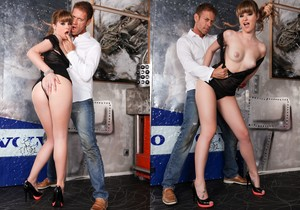 Charlyse Bella - Rocco's Perfect Slaves #03