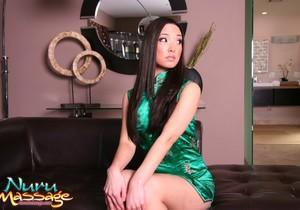 Miko Sinz, Jackie Lin - Behold The Nuru - Fantasy Massage