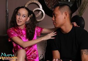Amai Liu - Just Good Friends - Fantasy Massage