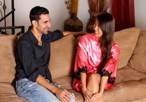 Sharon Lee - Lending A Hand - Fantasy Massage