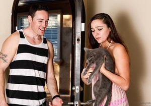Zoey Foxx - Is This Your Cat? - Fantasy Massage