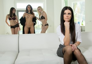 The Business of Women Part Six: The Showdown - Girlsway