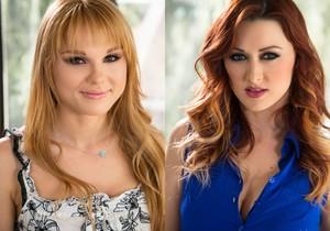 Karlie Montana, Jayme Langford - Gyno Psychology - Girlsway